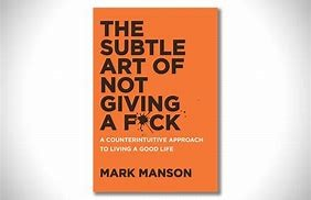 Book Review – The Subtle Art of Not Giving a F*ck
